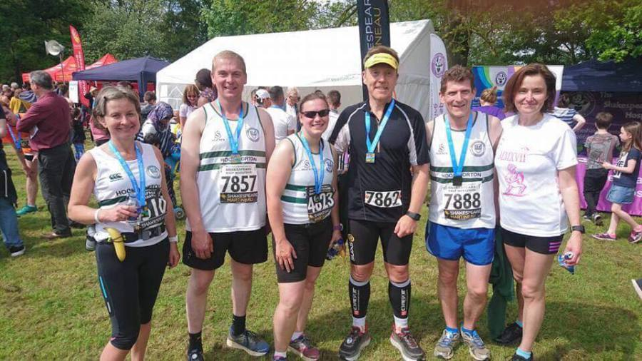 Hook Norton Harriers Running Club Oxfordshire - May